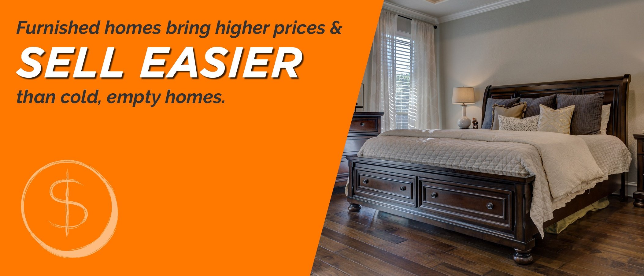 Furnished Homes Sell Faster
