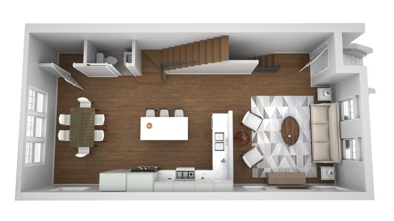 3D-Rendered-Floor-Plan