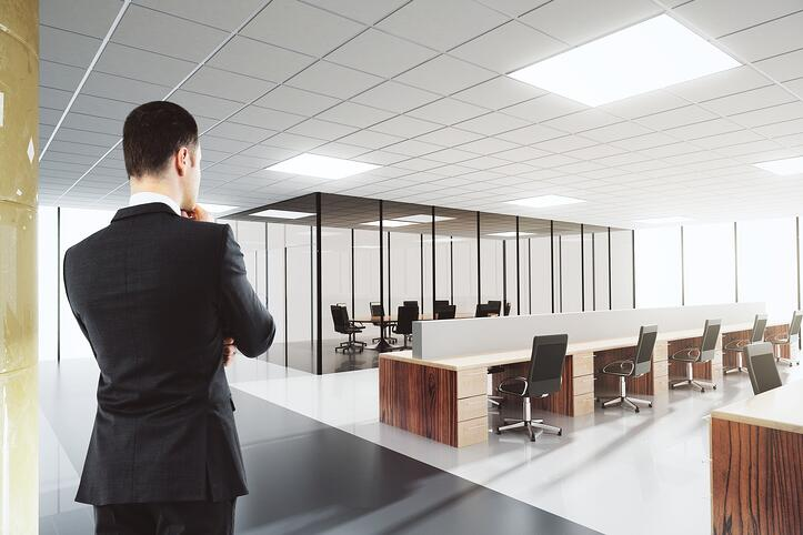 5 Tips For Designing Green Office Building Plans
