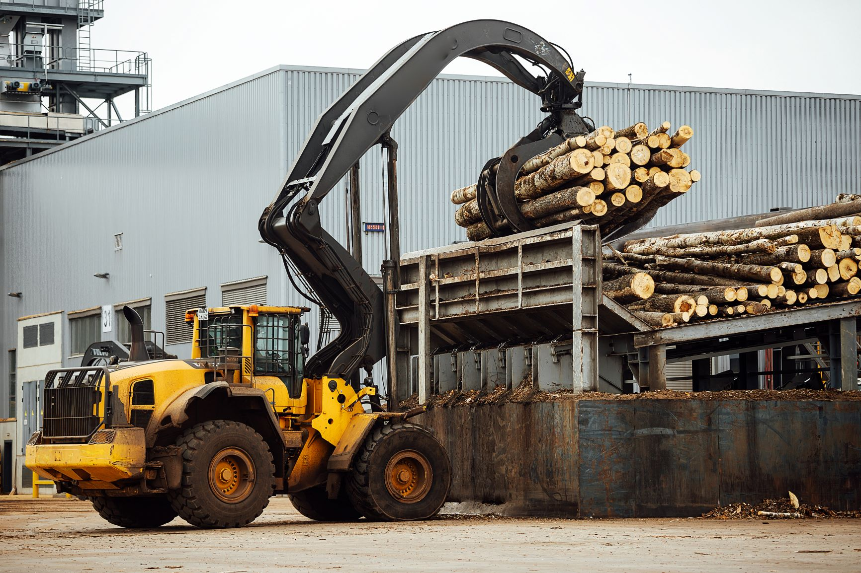 Lumber Small