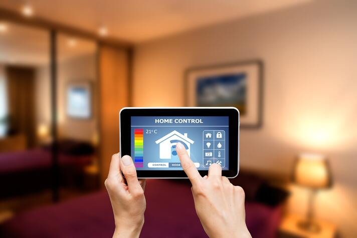 Upgrade your home with smart technology to modernize