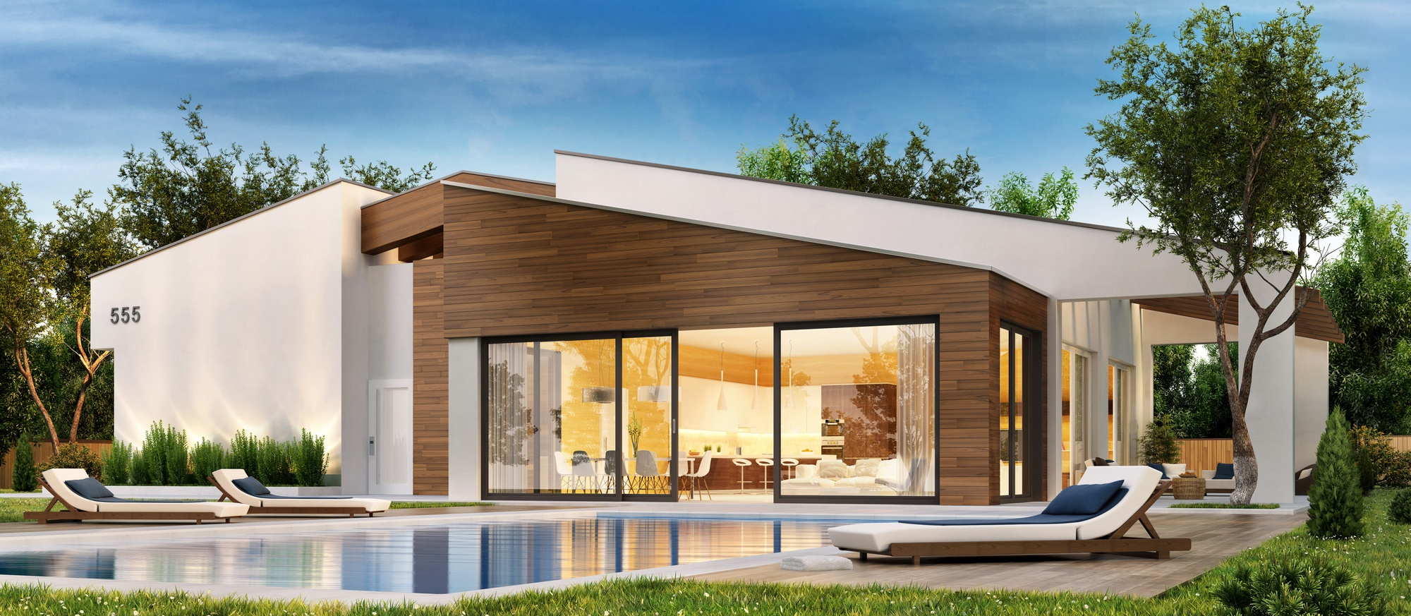 What Is Difference Between Contemporary And Modern Design