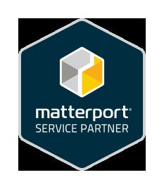 Matterport Service Partner Badge