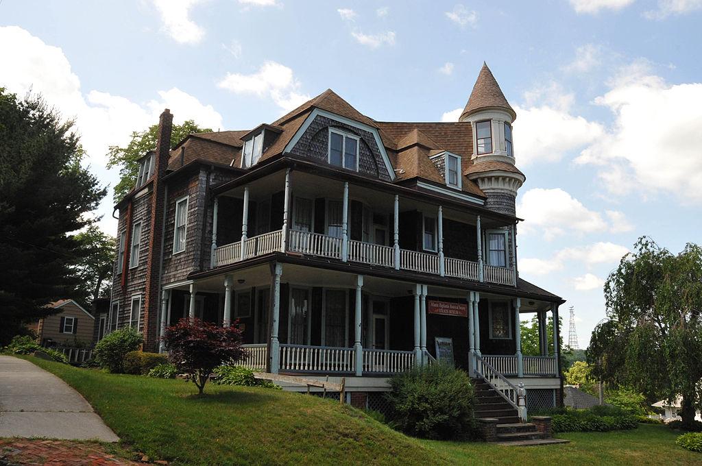 Strauss Mansion - Wikipedia Media