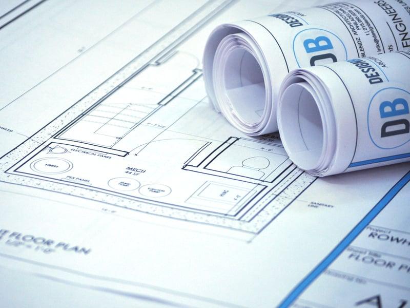 Designblendz architectural plans
