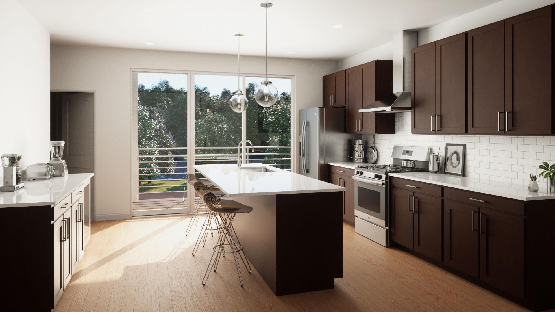 Kitchen - Option A