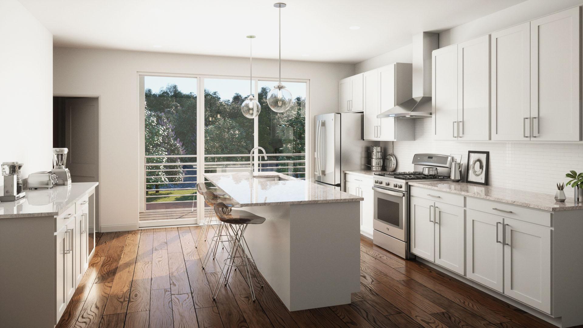 Kitchen - Option B
