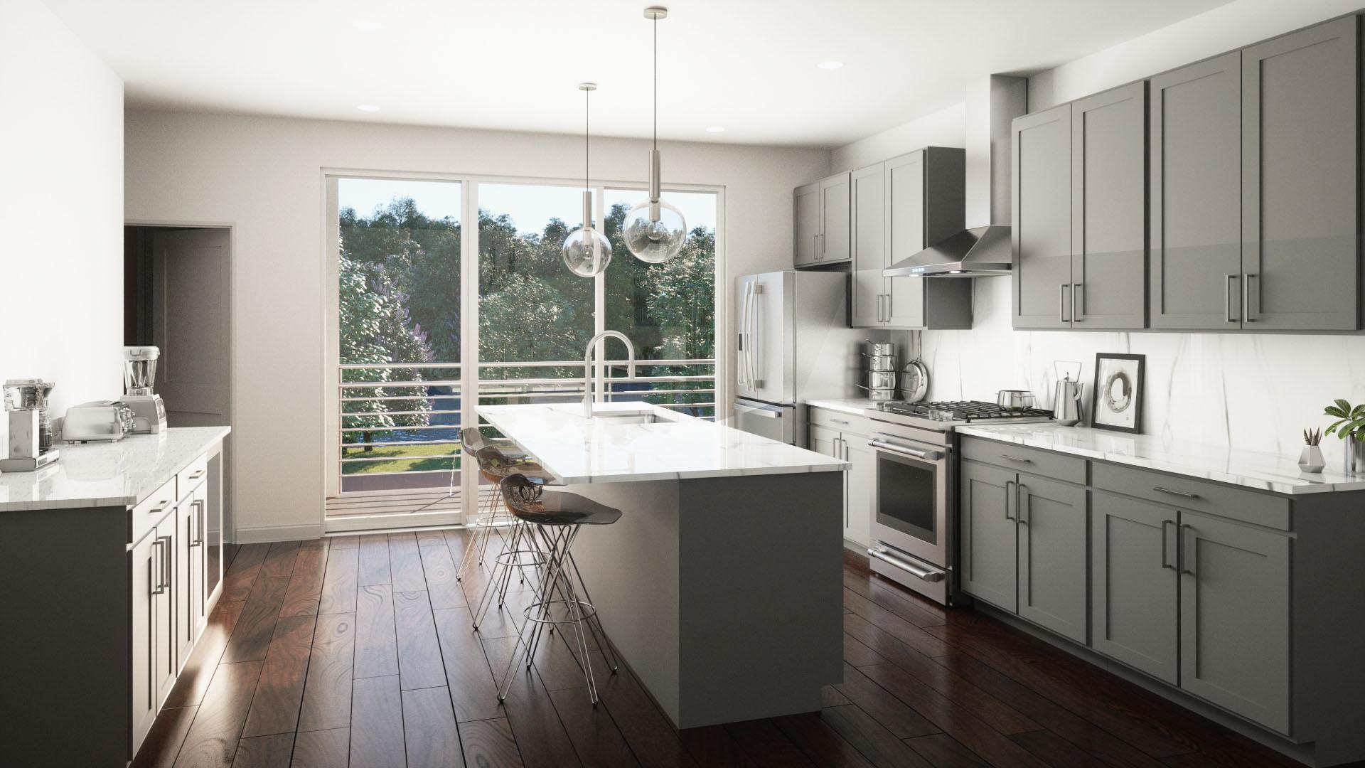 Kitchen - Option C