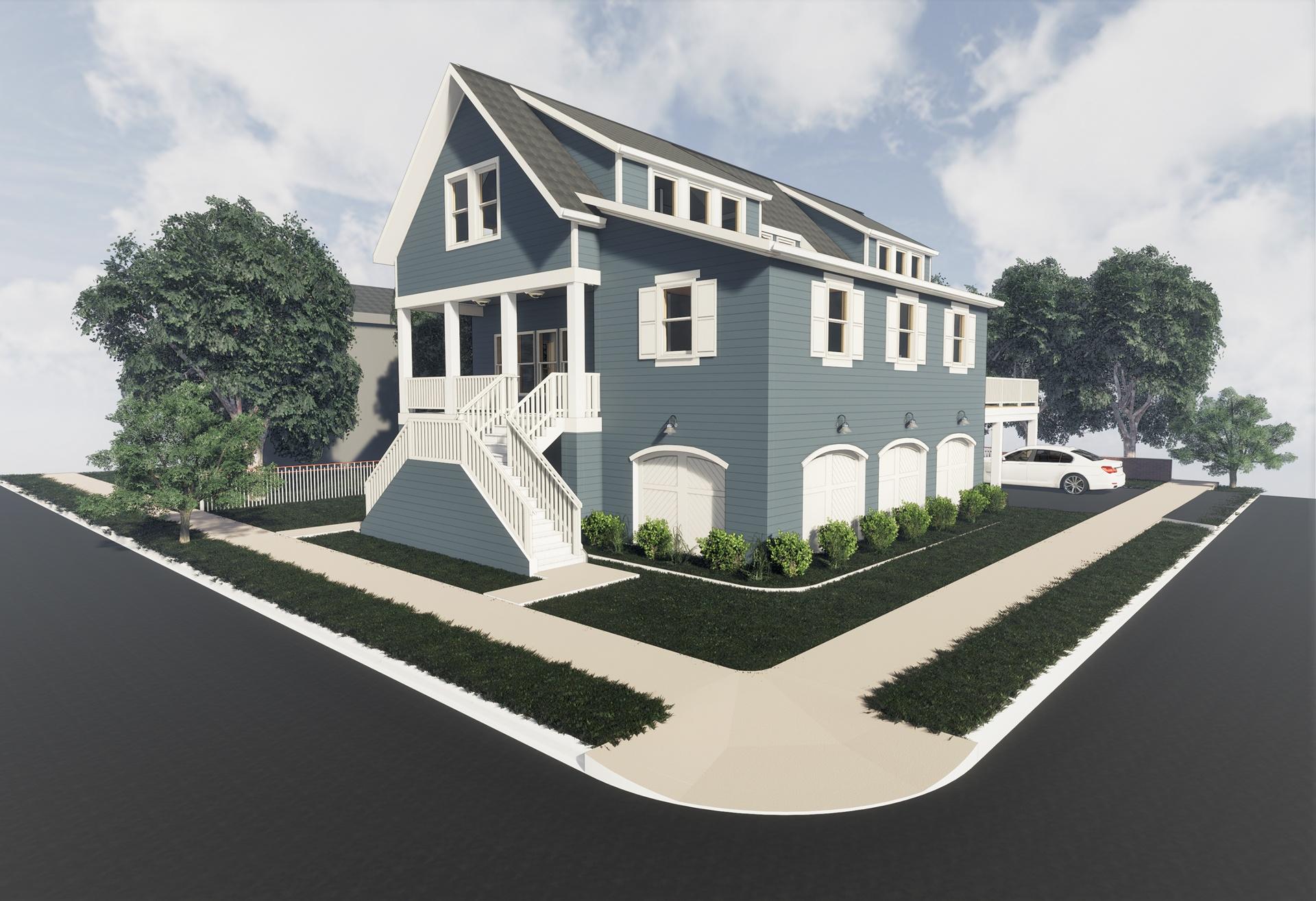 Beach House Design New Jersey