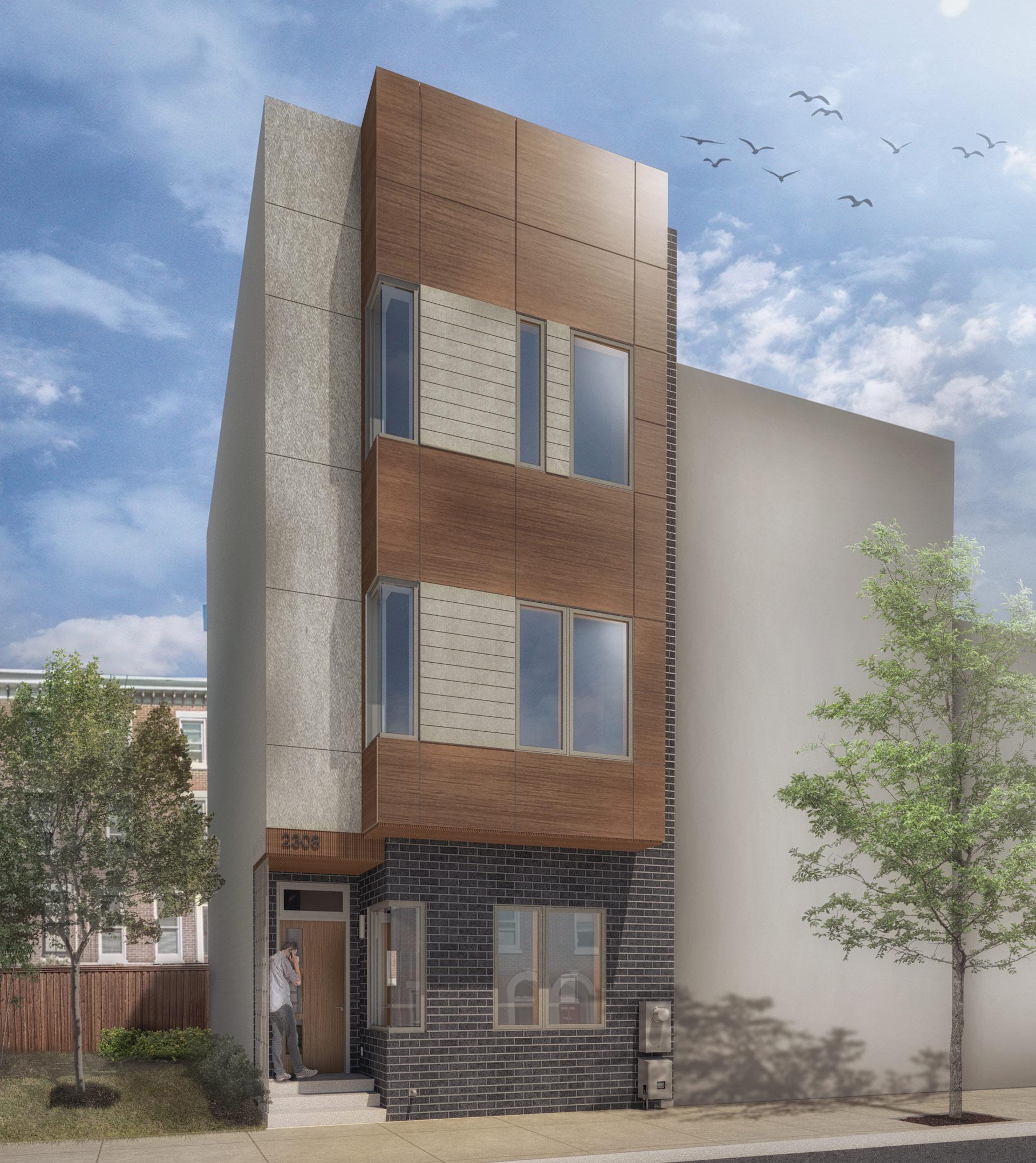 New Construction Single Family Home Philadelphia