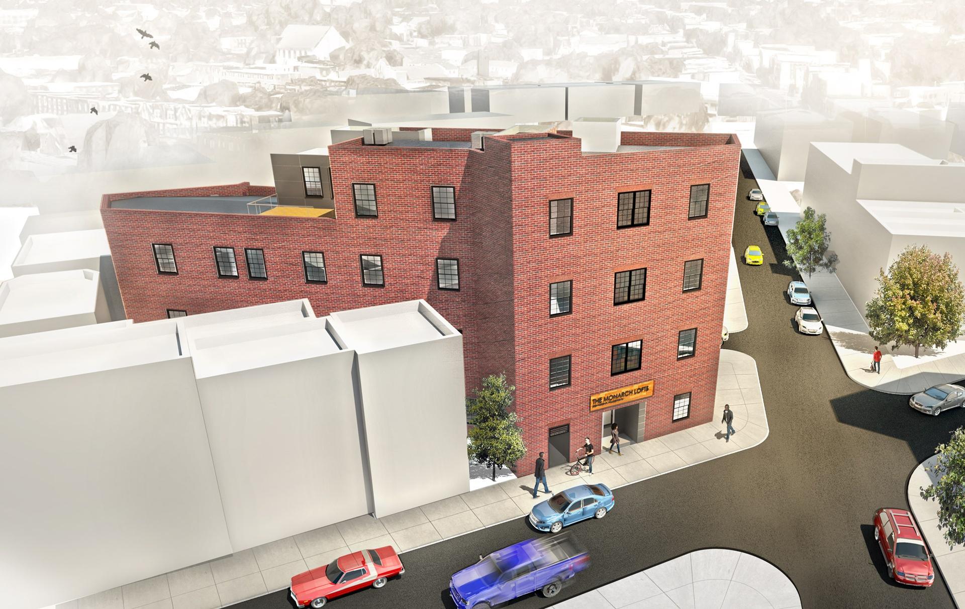 20 unit apartment building renovation