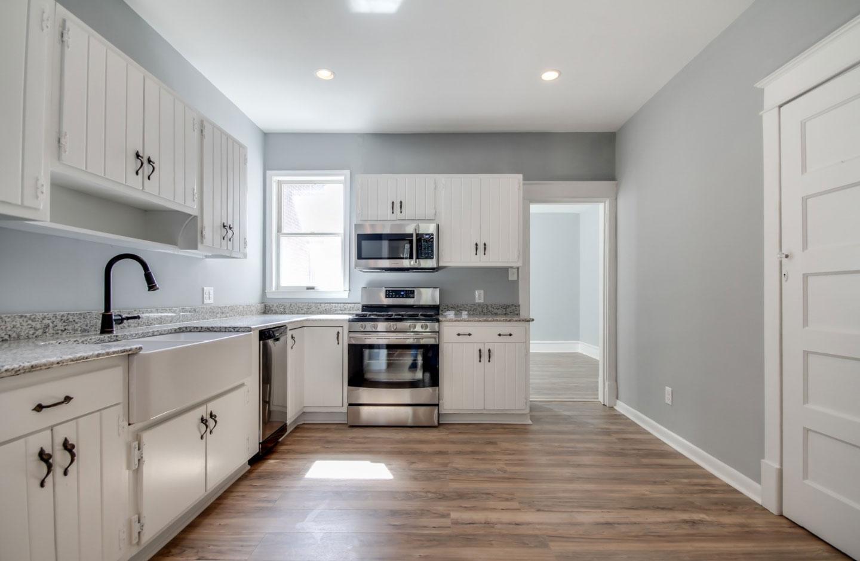 North Philadelphia Kitchen renovation