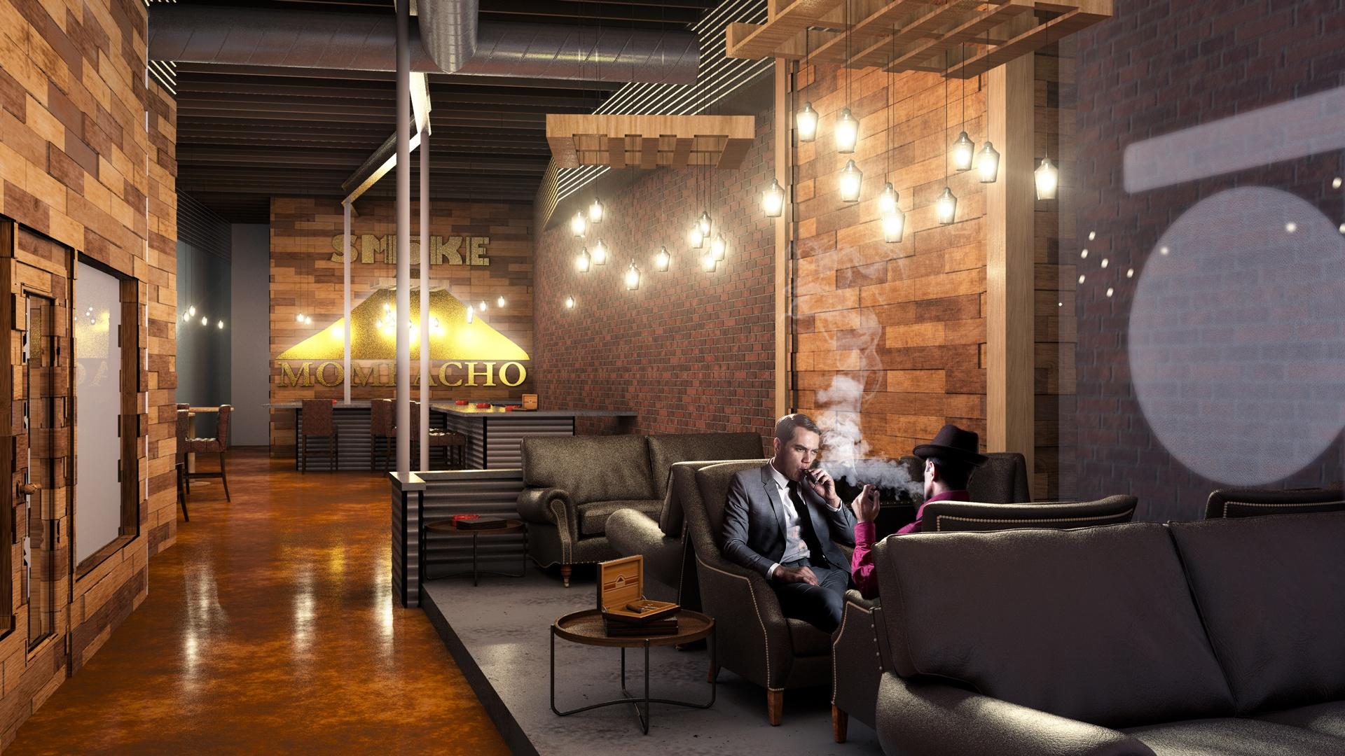 Philadelphia restaurant bar lounge interior design