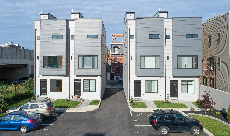 A real estate development project in Philadelphia