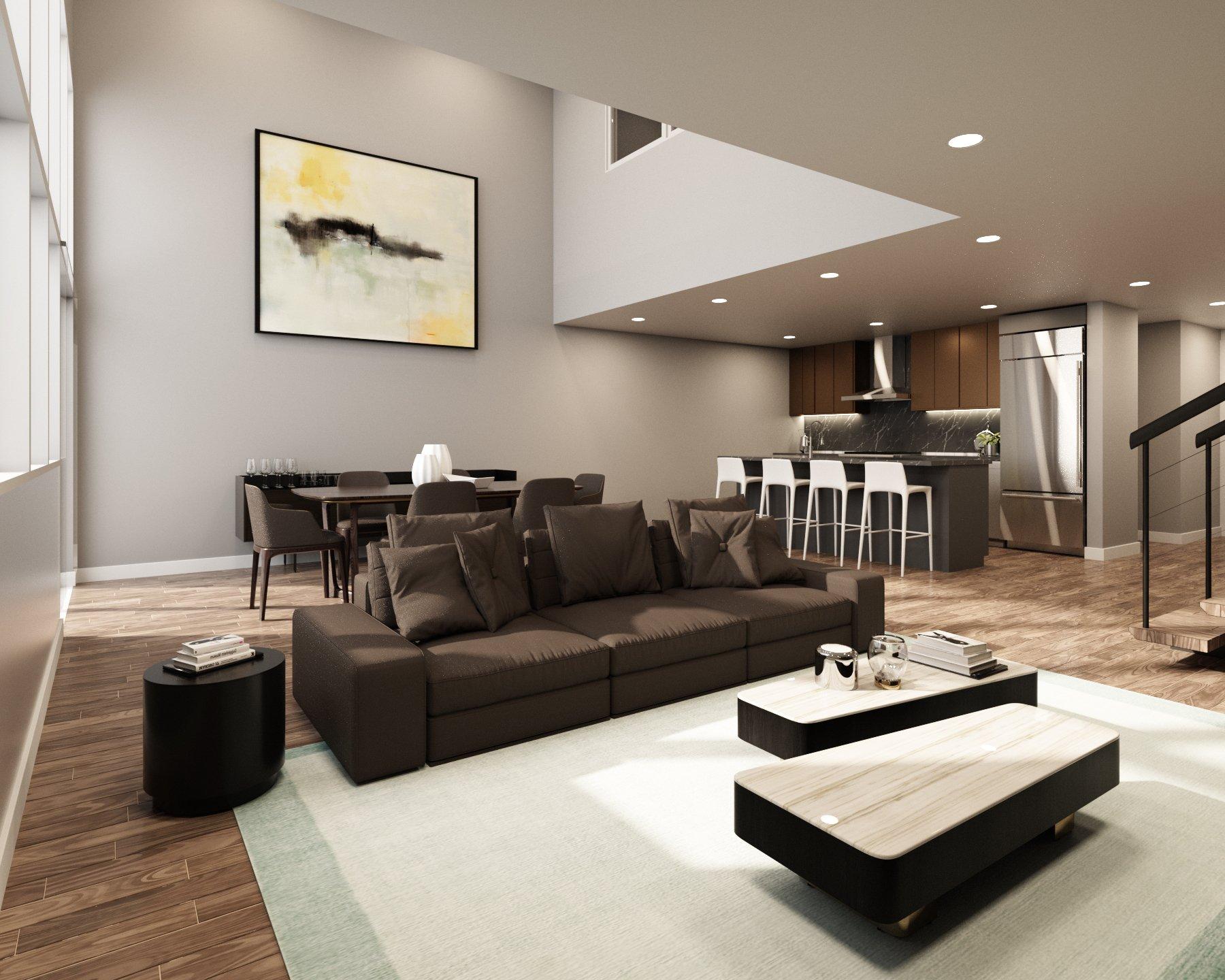 18218201-S. 16th_Interior_Final_1R Living Room-Dark Night