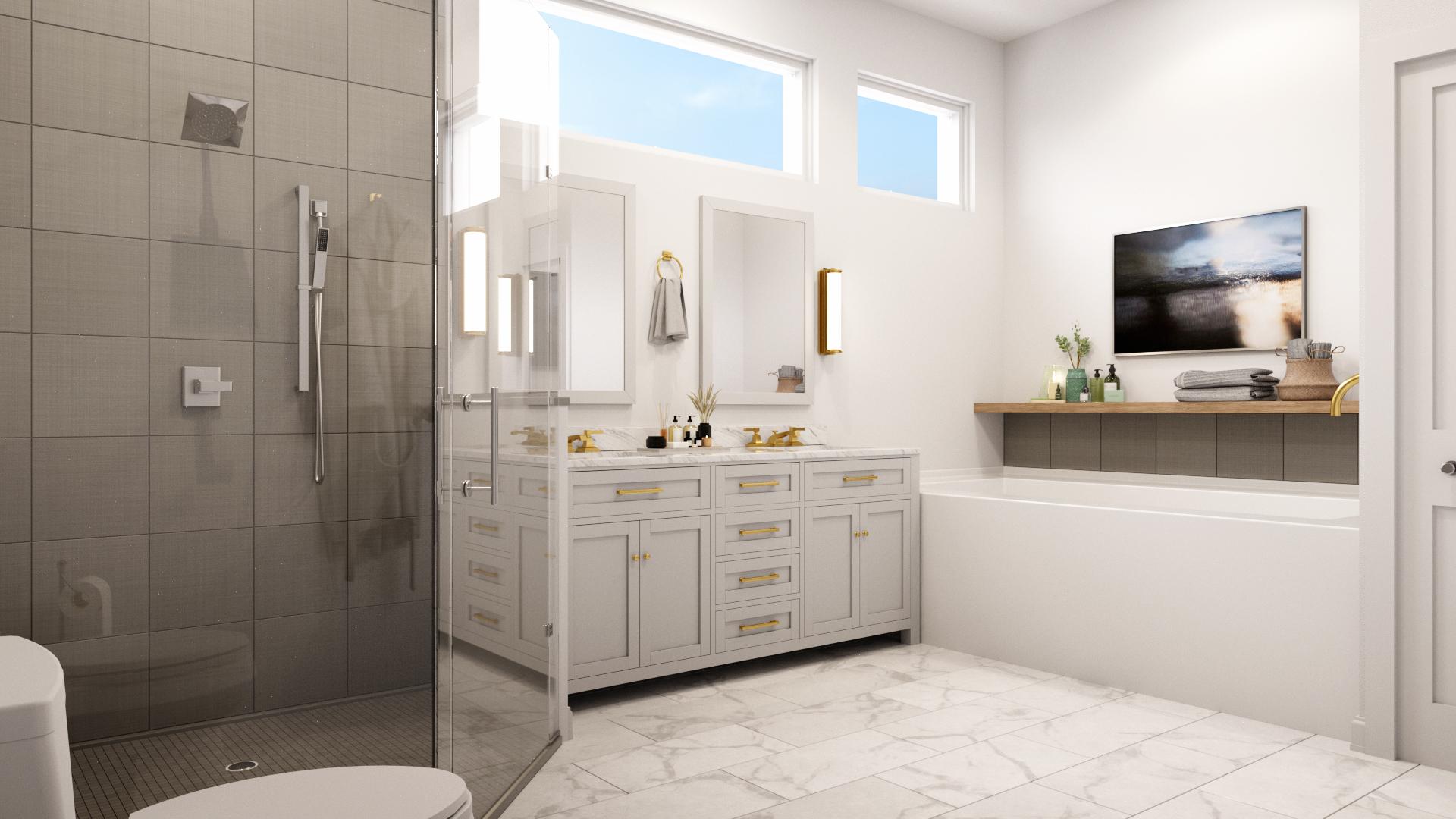 19014201-H2 Townhomes_Interior_Web_Bathroom