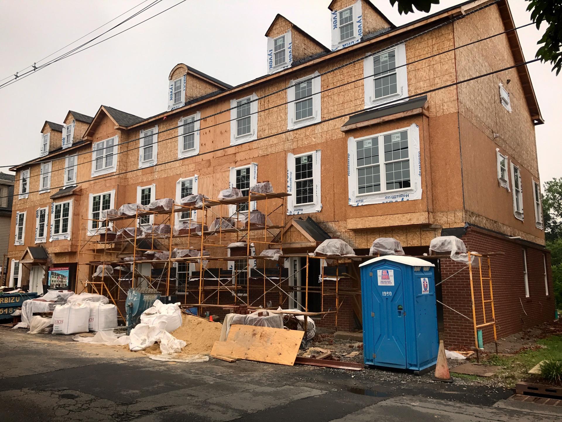 Clinton Street Multi-Family New Construction