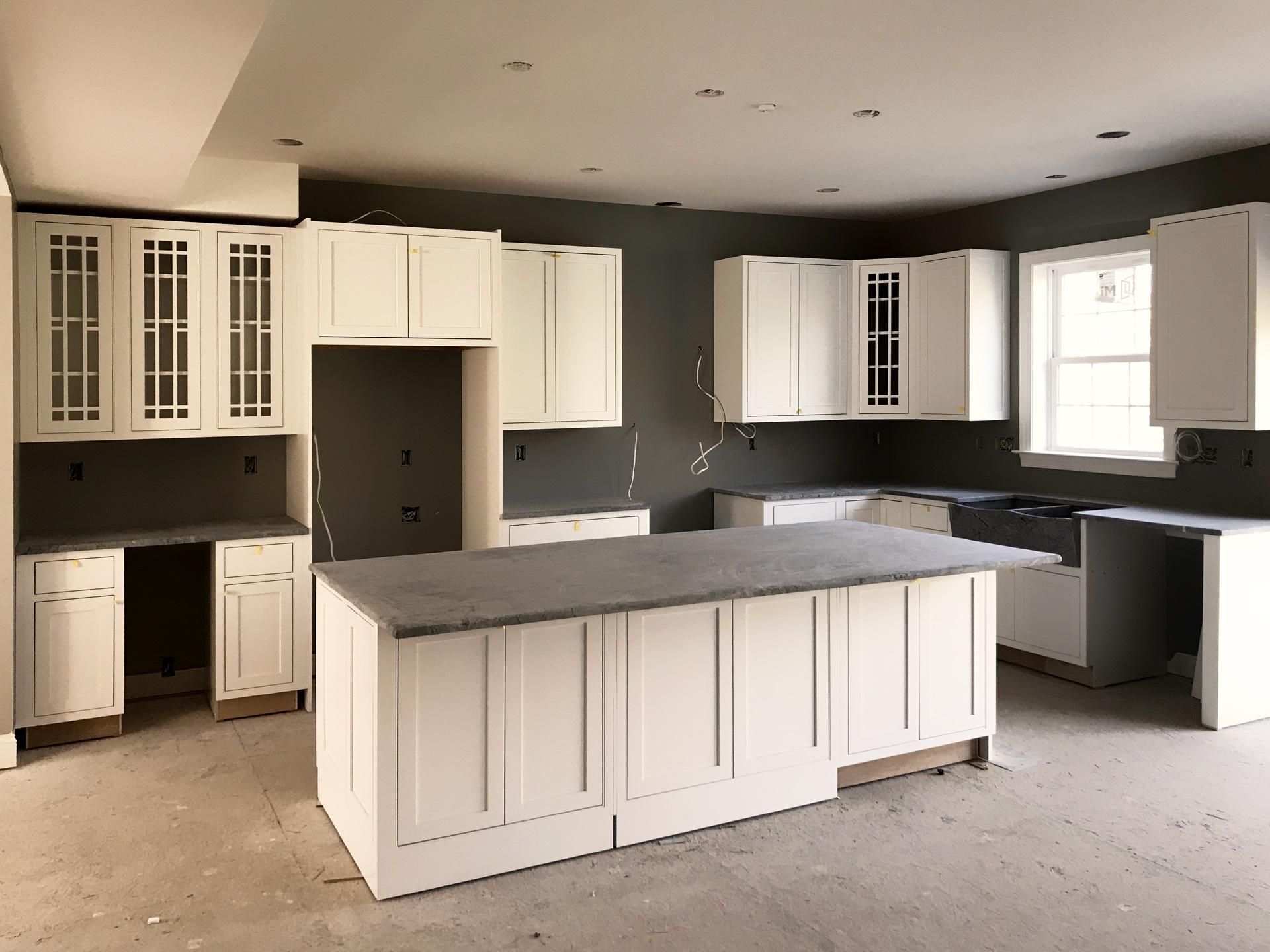New Construction Kitchen