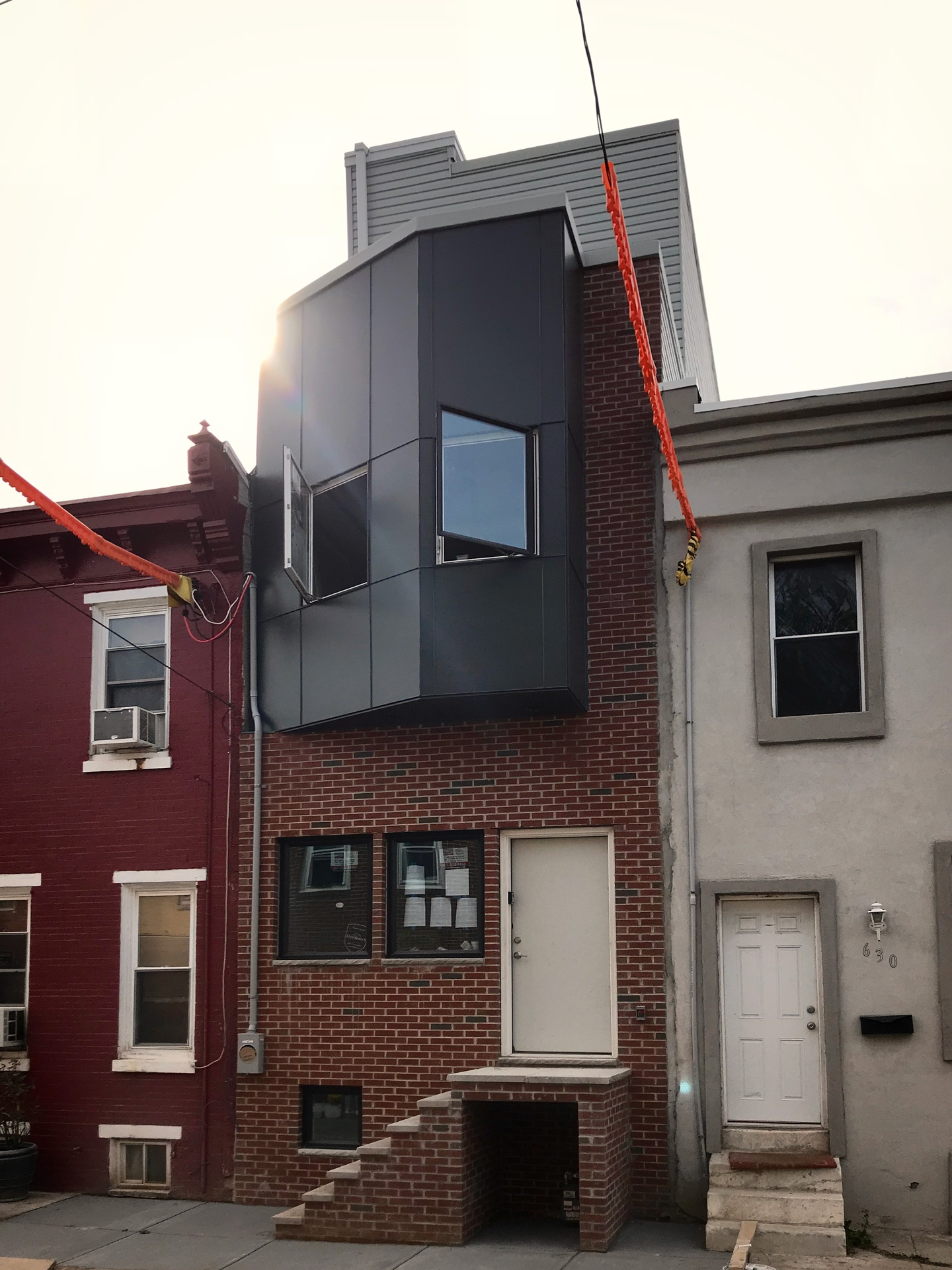 Winton Street Residence - New Construction