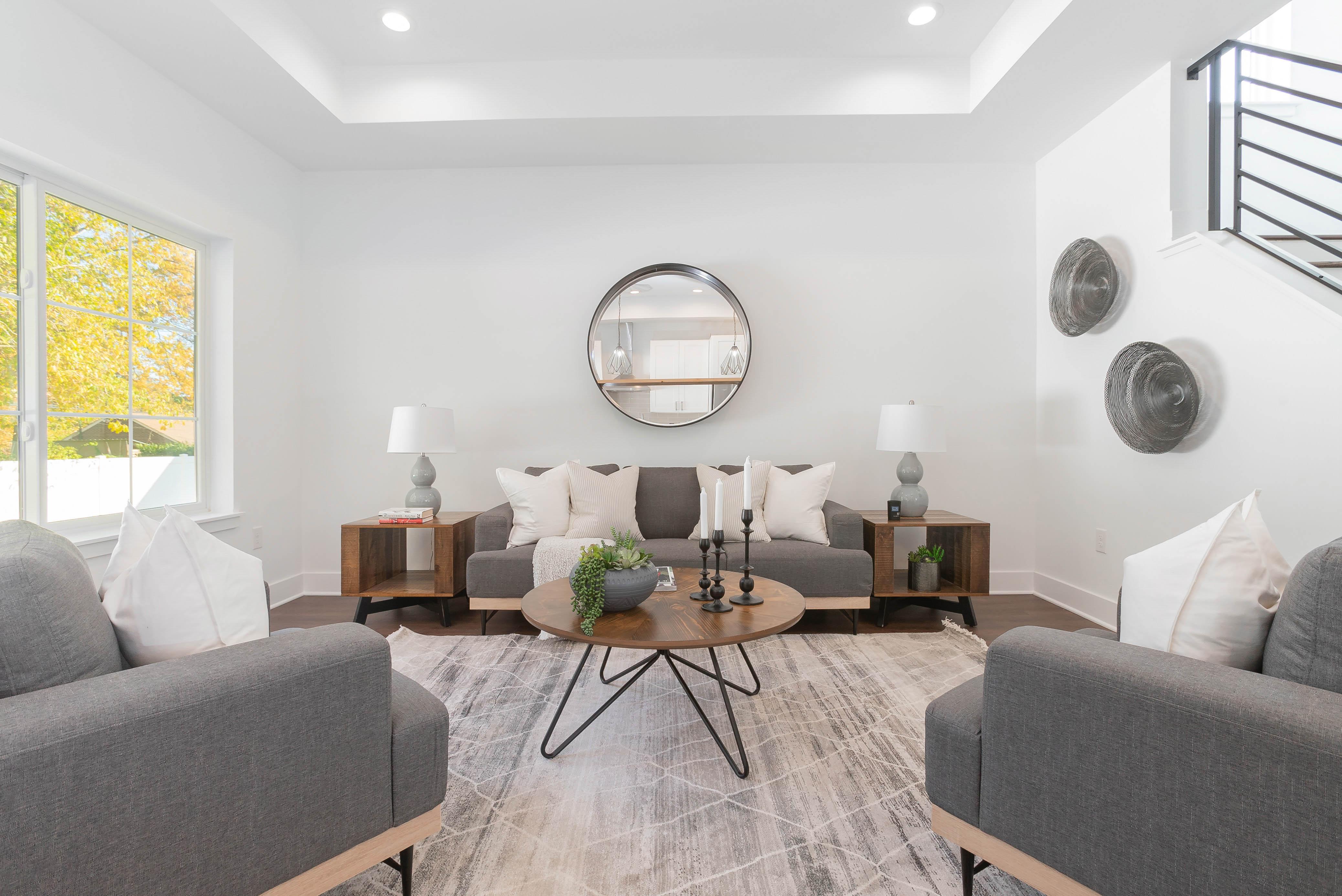 Ardleigh Street living room