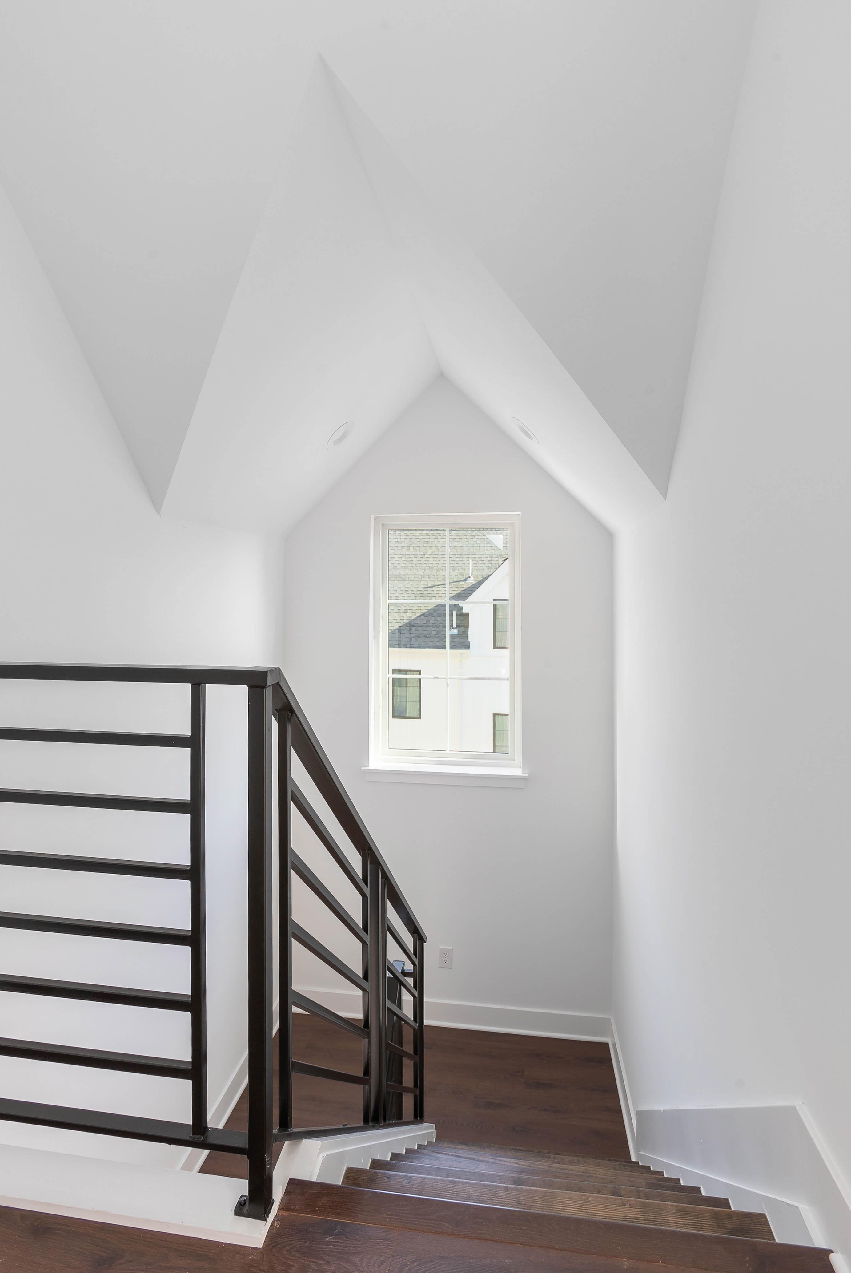 Ardleigh Street staircase