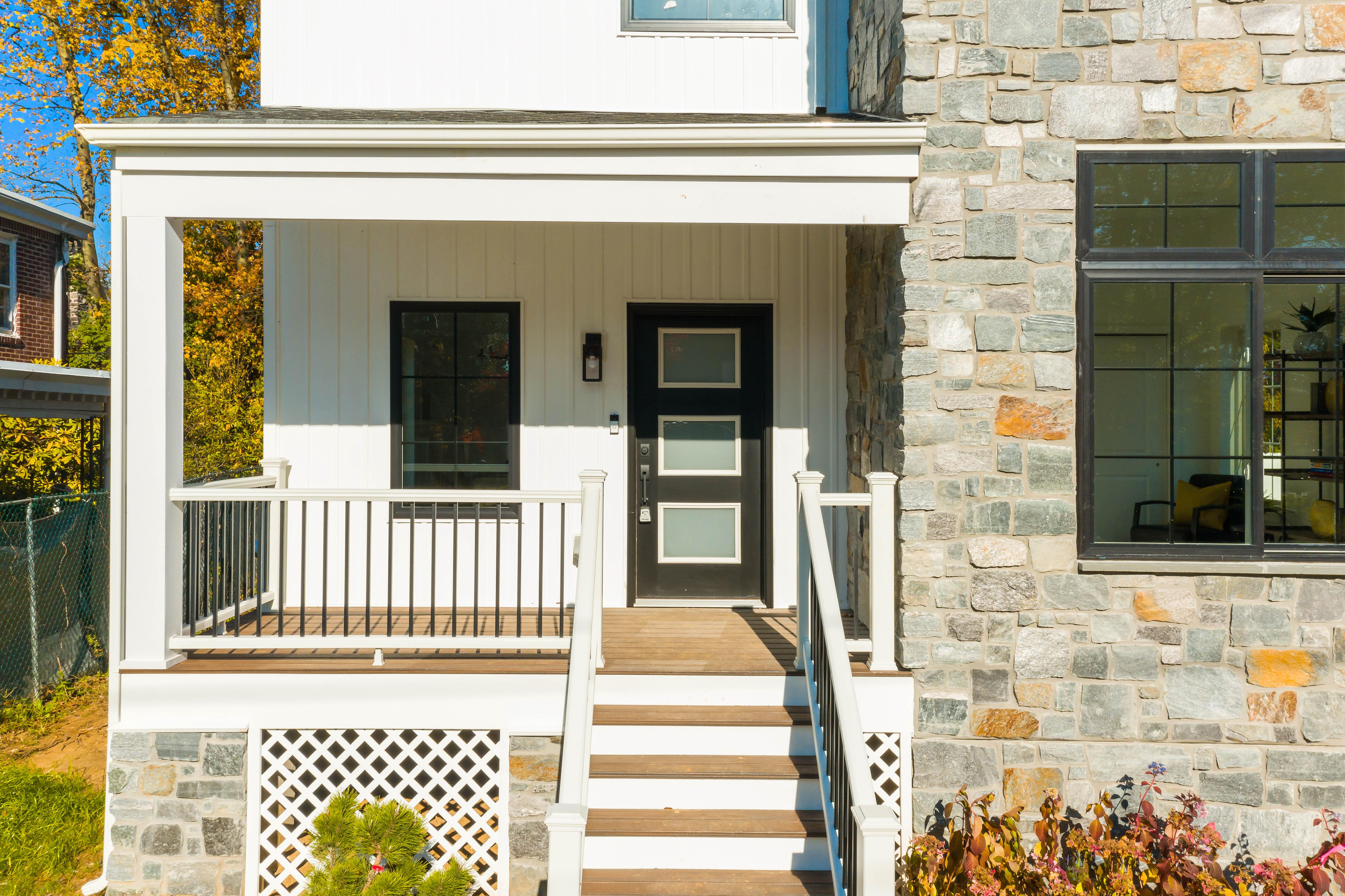 Ardleigh St porch