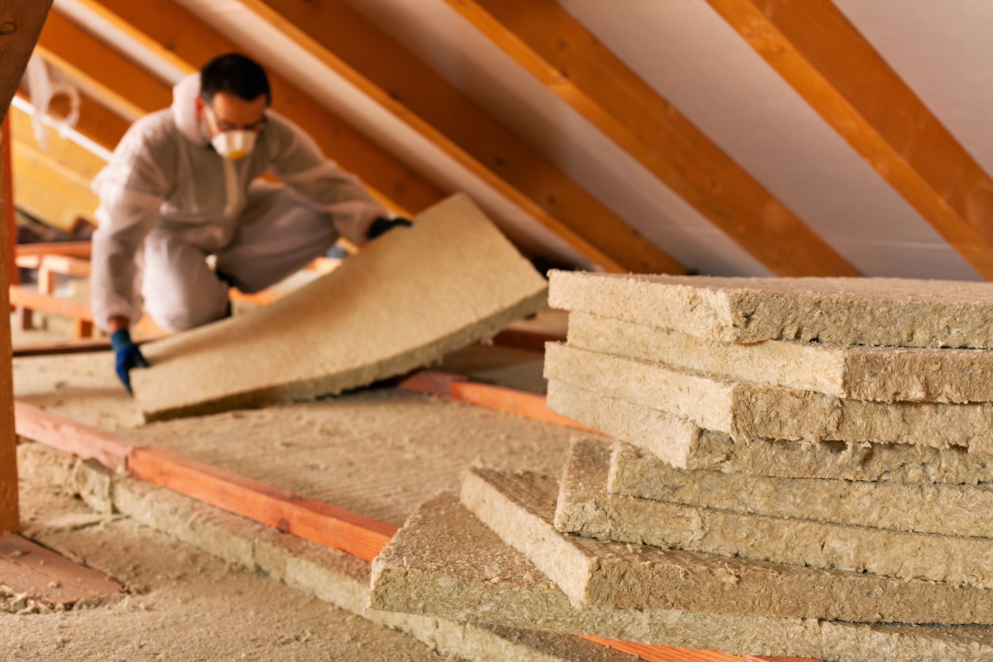 What Is The Best Attic Insulation Material When Remodeling