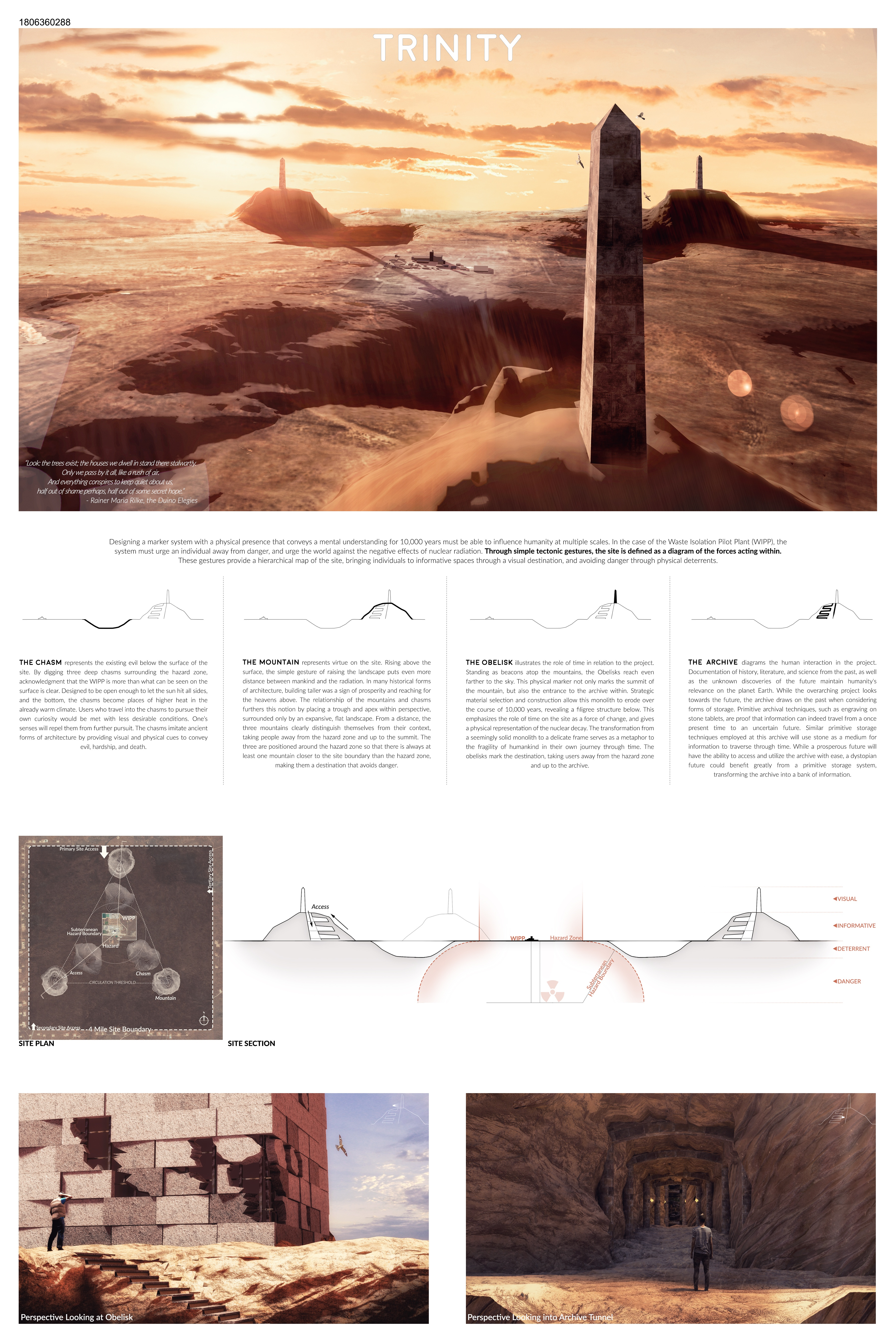 Our submission for the NUCLEAR Competition hosted by Arch Out Loud.