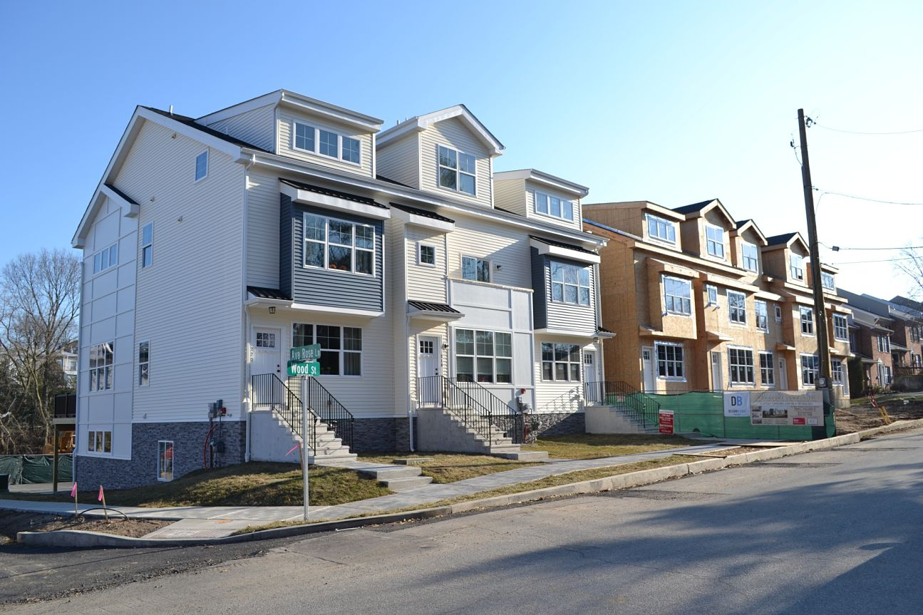 Townhome Development and Construction