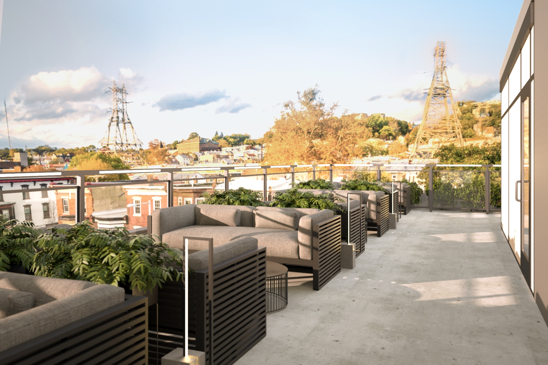Philadelphia Prime Roof Deck