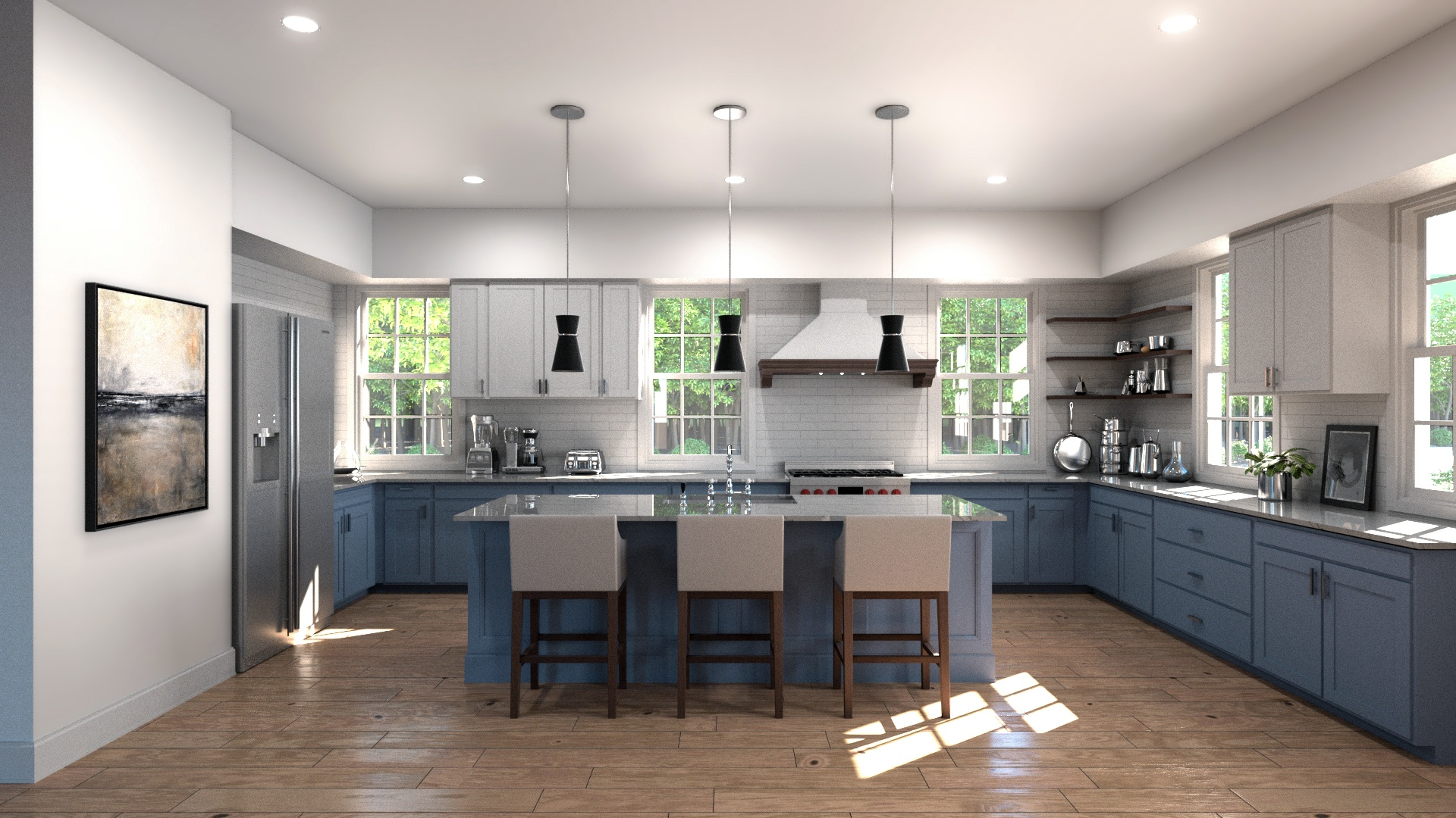N. Sea Road - Kitchen