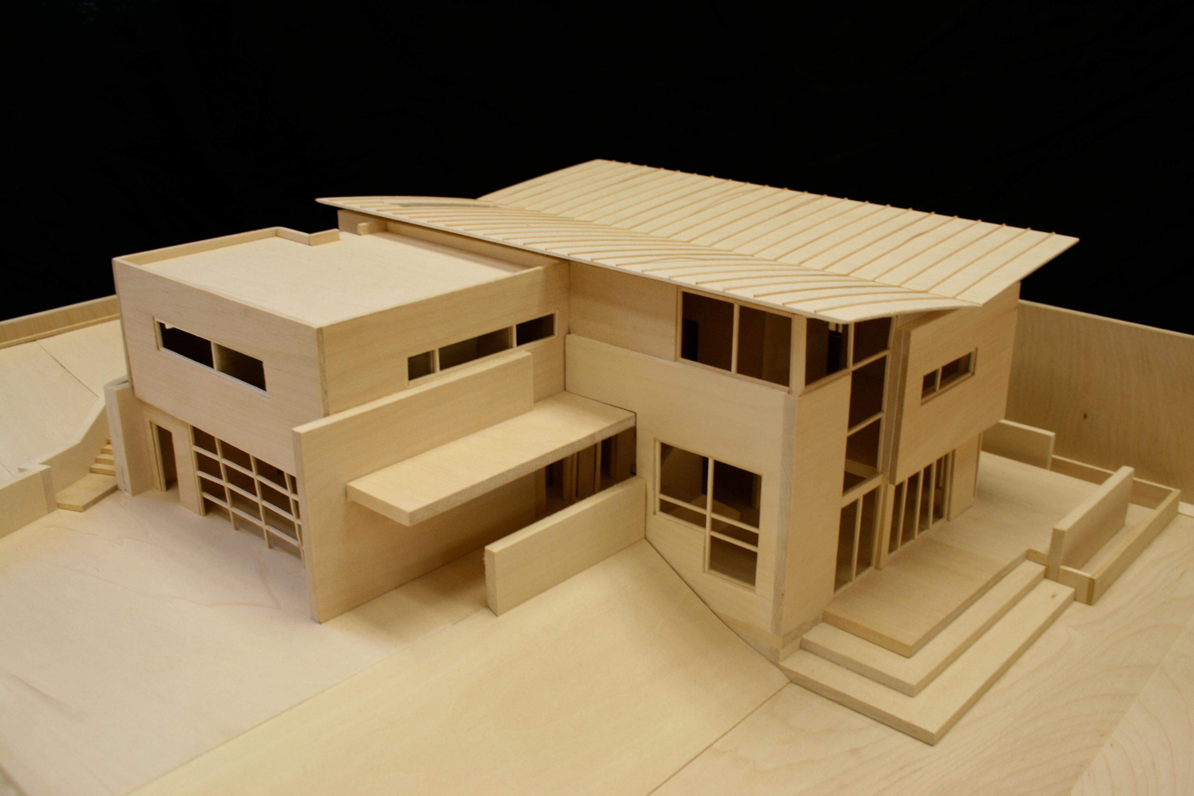 architectural models architecture residence pdf 3d digital computer hand portfolio modern designs salary ambler built designblendz reply