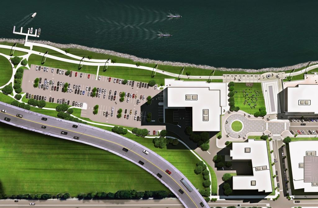 Allentown Waterfront Masterplan