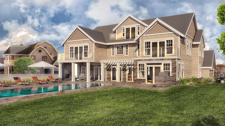 Ocean Ave Residence