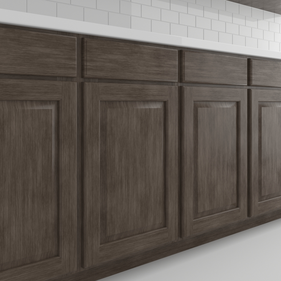 Cabinets_Traditional Panel_Wood