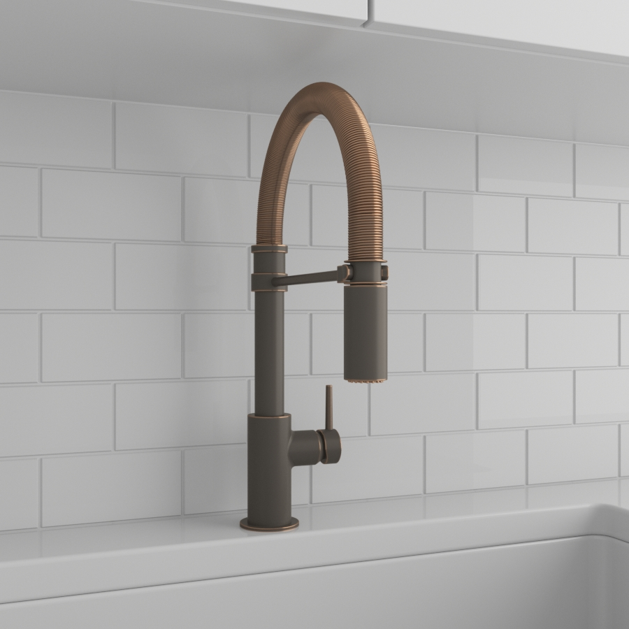 Kitchen Faucets_Pull Down_Oil-Rubbed Bronze
