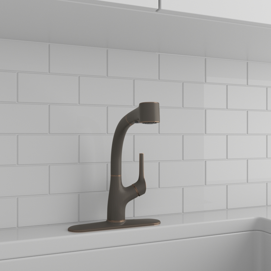 Kitchen Faucets_Pull Out_Oil-Rubbed Bronze