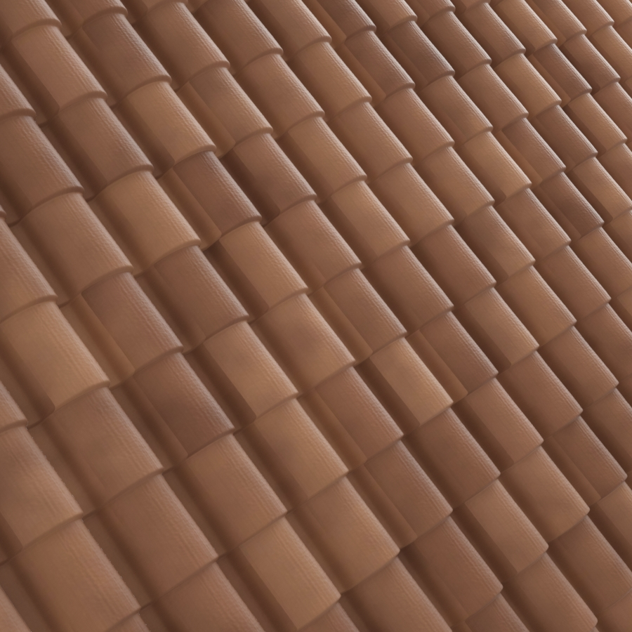 Roof Shingles_Standard_Clay