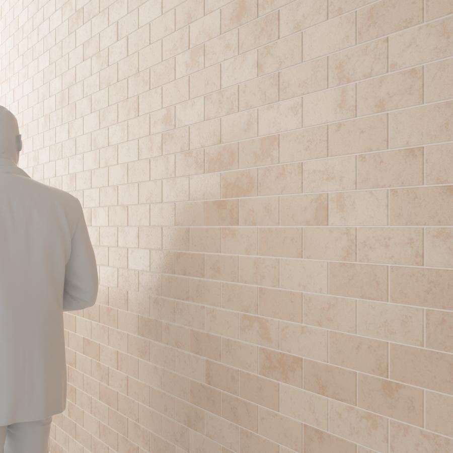 Tile Walls_6x3_Beige