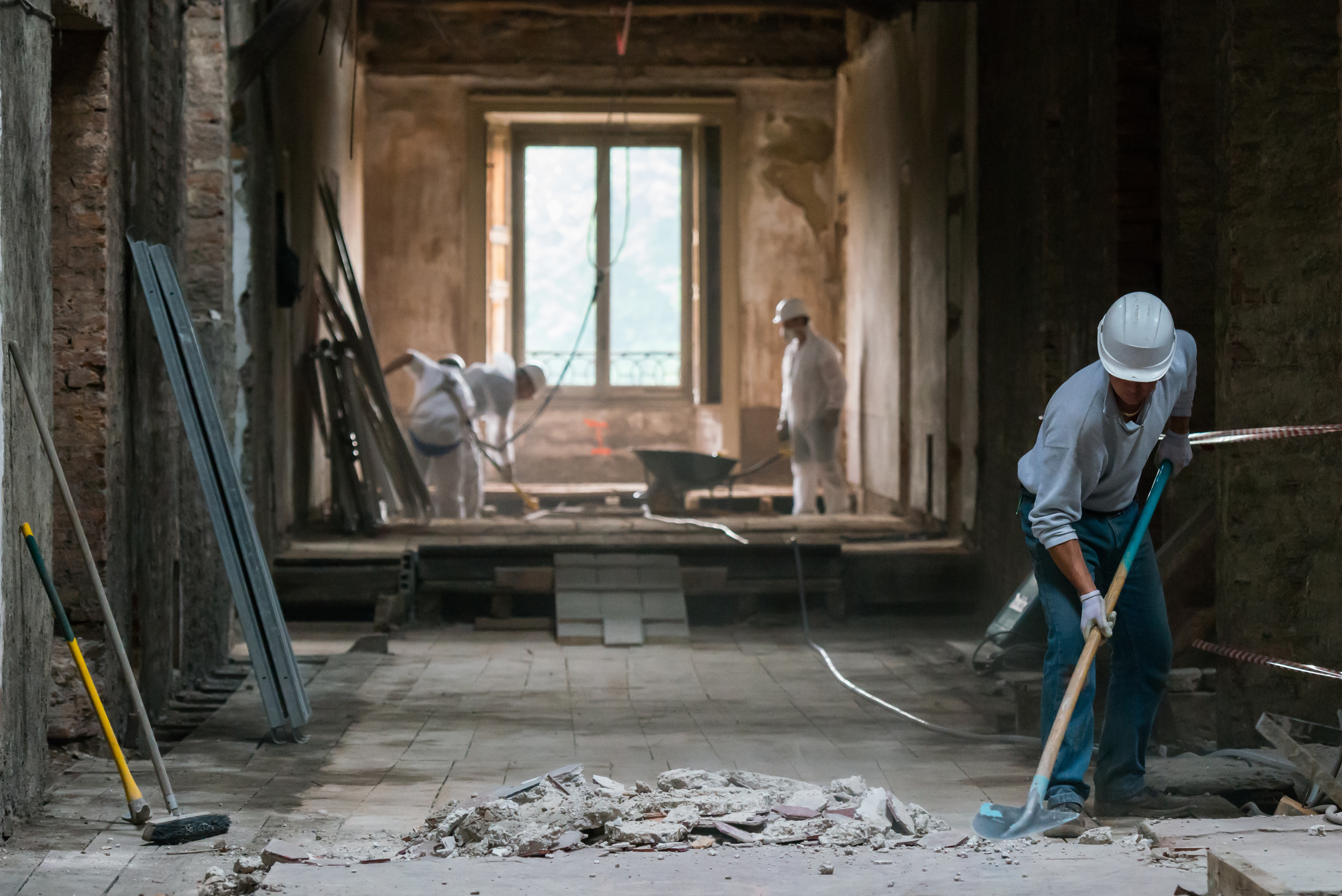 Restoration vs. renovation vs. remodel: What's the difference?