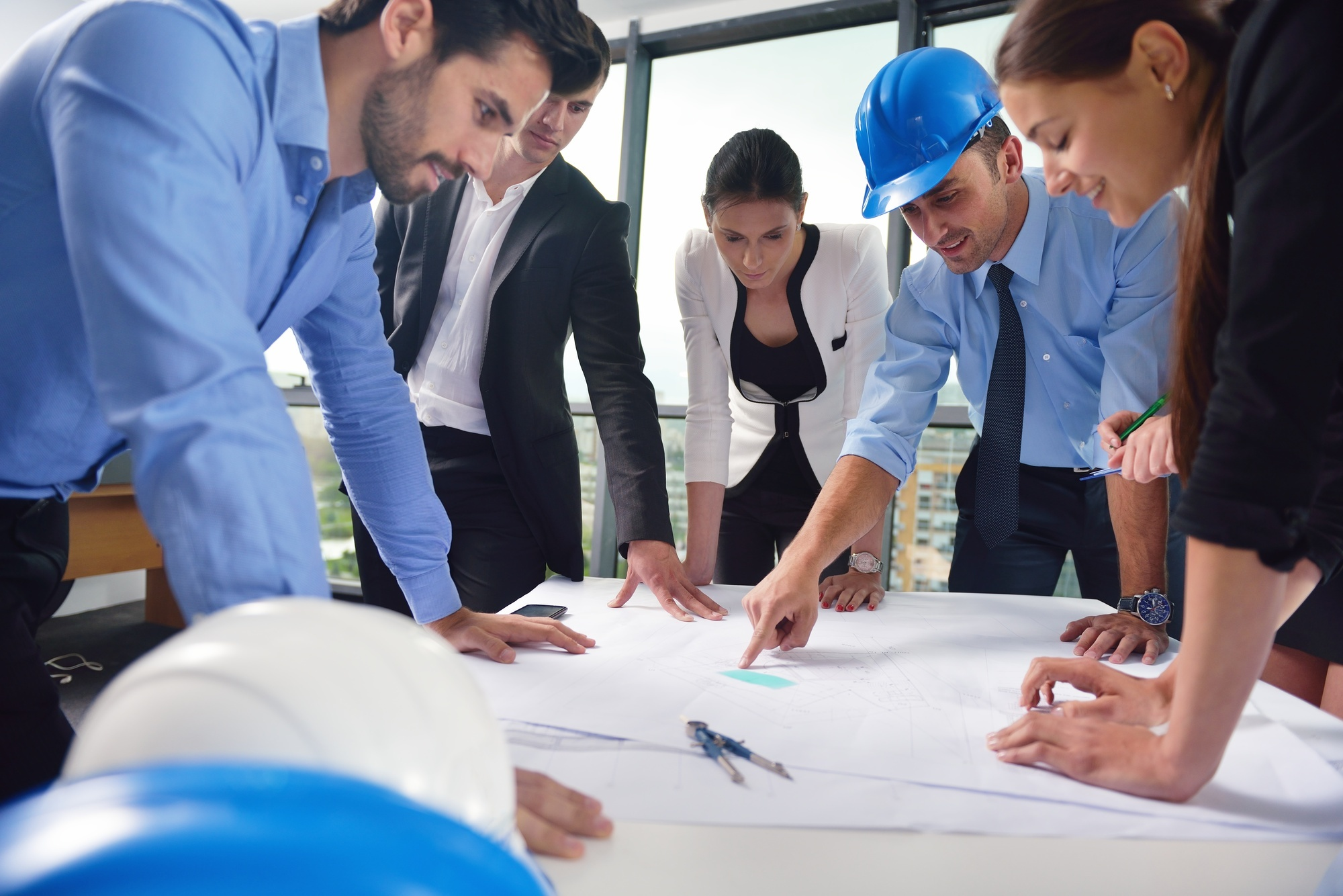 construction company marketing plan