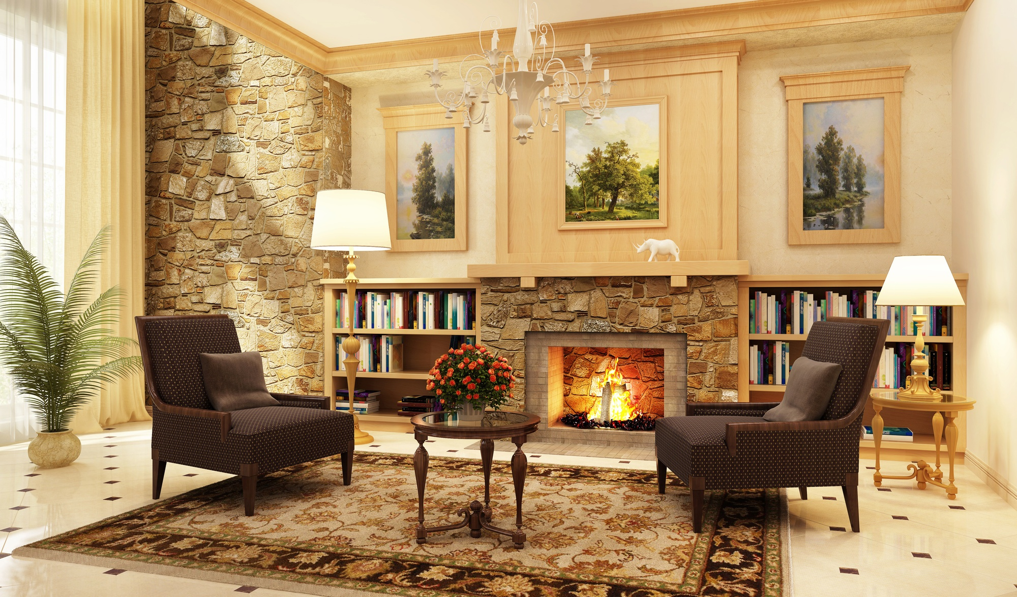 Type of Fireplaces | Fireplace Design Ideas for Every Budget