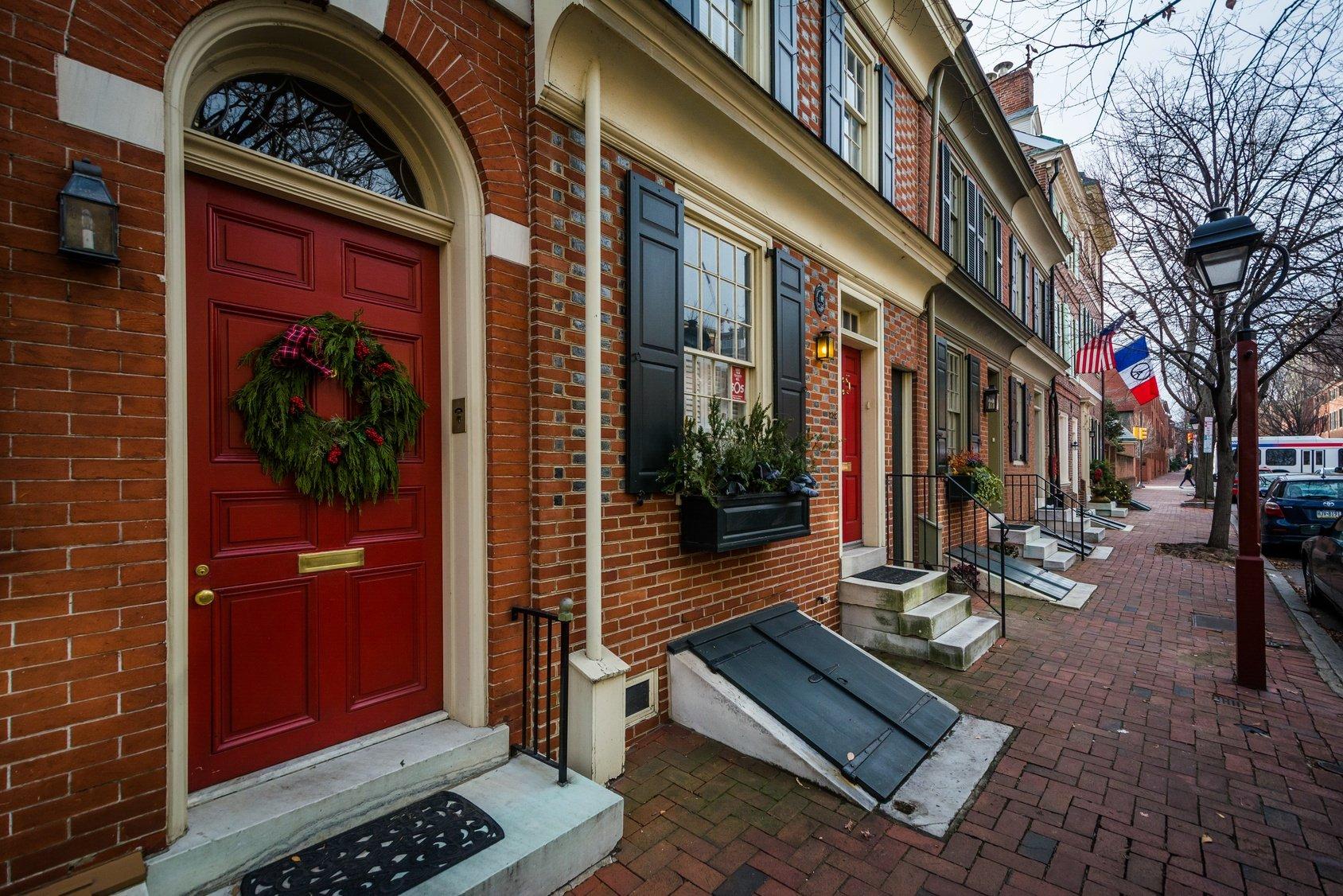 Philadelphia historic row house renovation tips